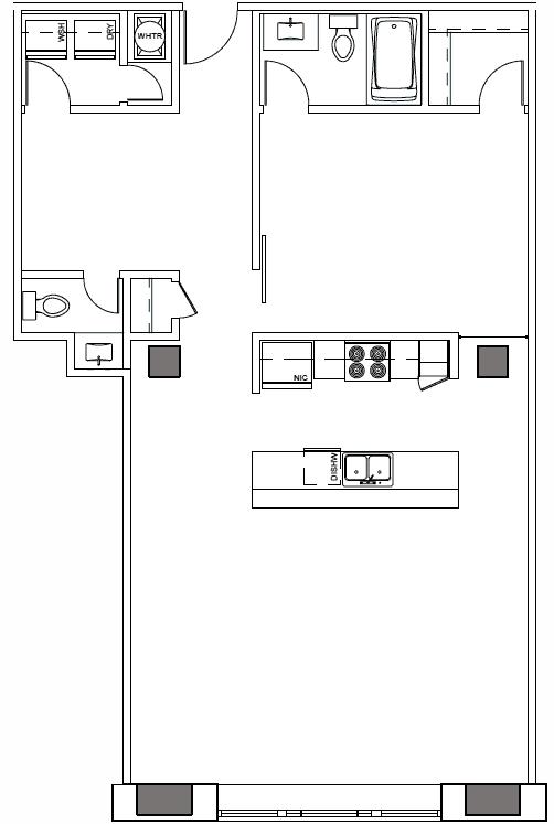 1128sqft_1BR-1.5BA